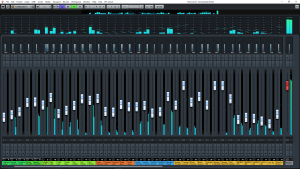 Cubase Elias Theme Mixer