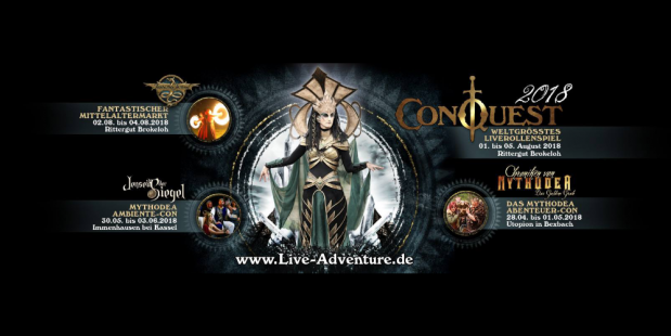 Conquest of Mythodea 2018 – The Onslaught